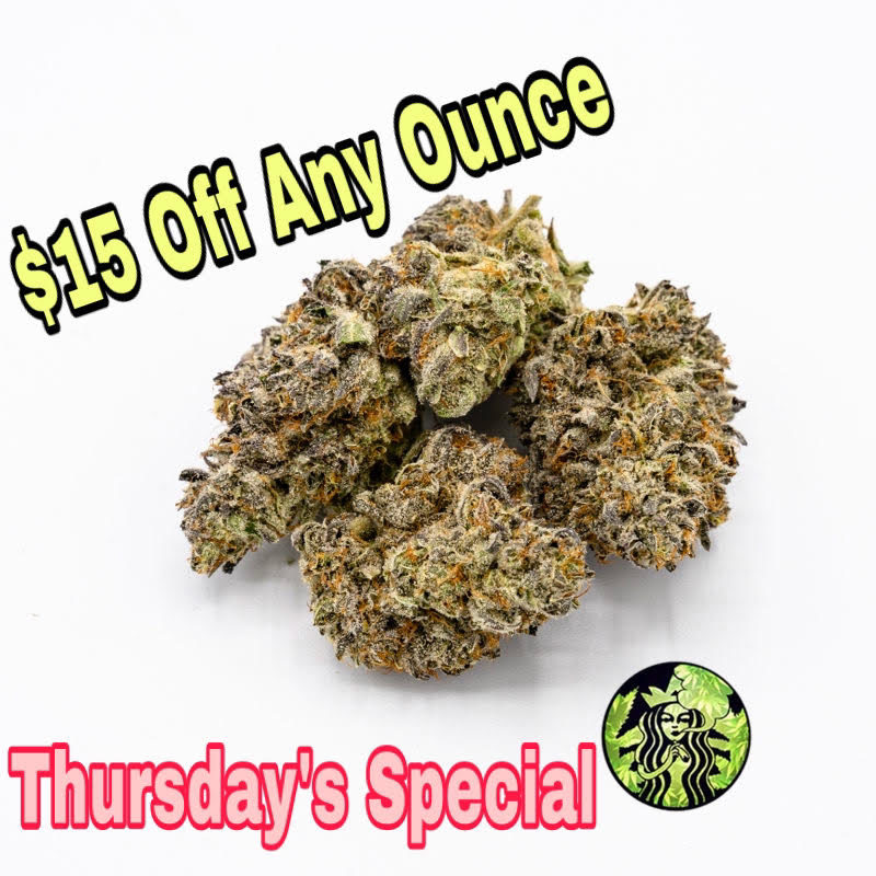 Thursday Ounce Special